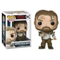 Figura Funko Pop Stranger Things Hopper With Vines 641