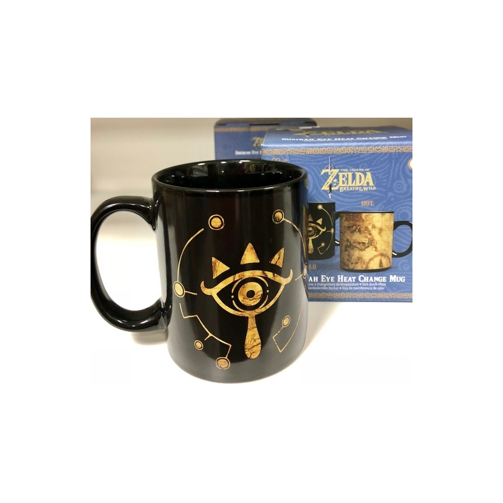 Taza Mágica The Legend of Zelda Breath of the Wild