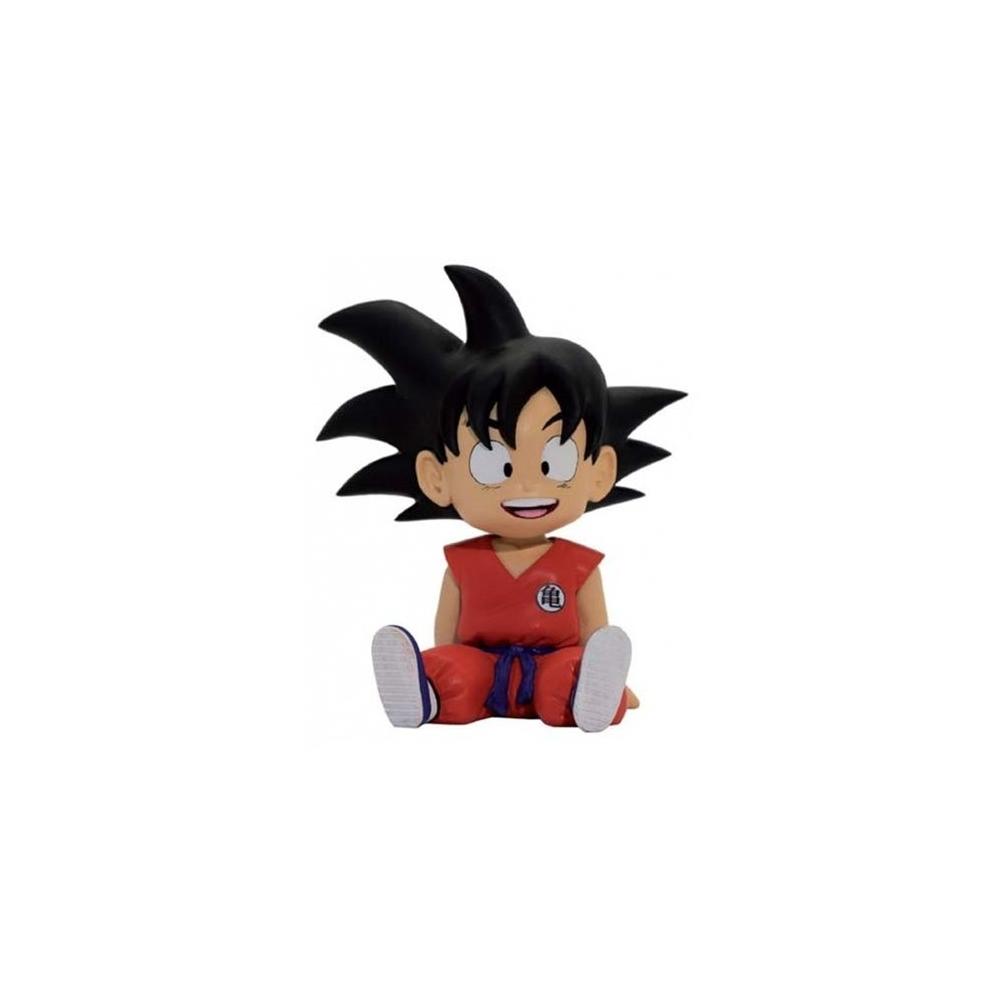 Hucha  Dragon Ball Goku sentado