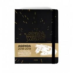 Agenda Star Wars 2018/2019 Premium 16meses