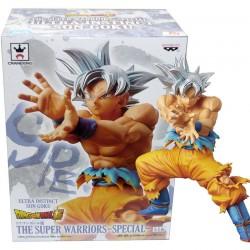 Figura Dragon Ball Son Goku Ultra Instinct The Super Wariors Banpresto