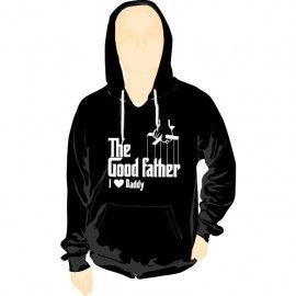 Sudadera Capucha Good Father