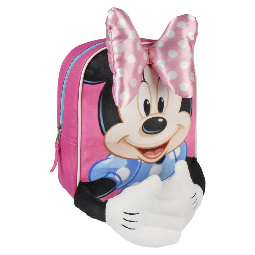 Mochila Infantil Minnie Mouse Disney 28CM