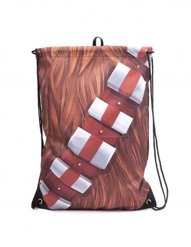 Mochila Cordón Chewbacca Star Wars