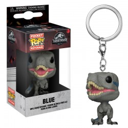 LLavero Funko Pop jurassic World Blue