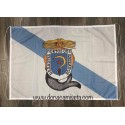 Bandera Galicia escudo de Castelao