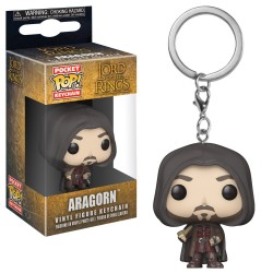 Llavero Funko Pop Lord of the Rings Aragorn