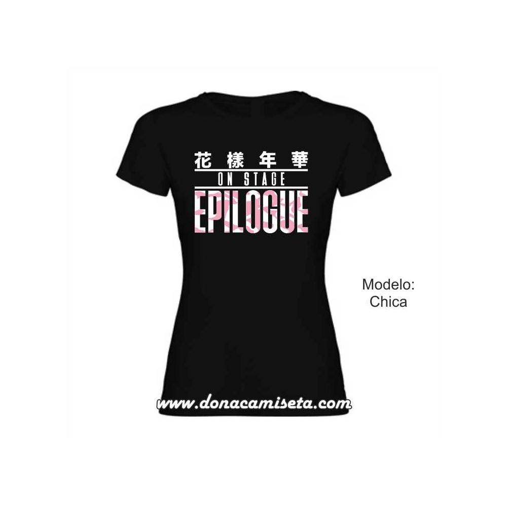 Camiseta BTS Epilogue on Stage