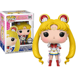 Figura Funko Pop Sailor Moon Crisis outfit Exclusive 331