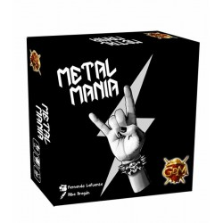 Juego de Mesa Metalmania