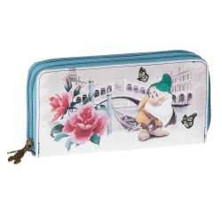 Billetero Clutch 7 enanitos Venice river