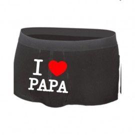 Boxer I Love Papa