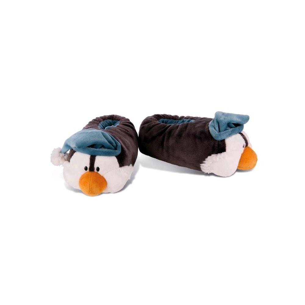Zapatilla Peluche Pingüino NICI 34/37