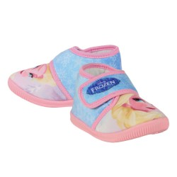 Zapatilla Botín con velcro Minions Baby