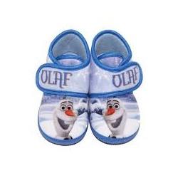 Zapatilla Botín con velcro Frozen Olaf Baby