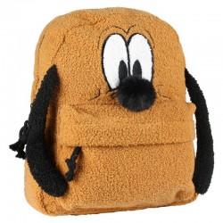 Mochila Pluto Disney casual 34cm peluche