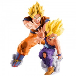 Pack 2 figuras Dragon Ball Z vs Existence Goku & Gohan