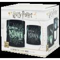 """Taza Harry Potter Expecto Patronum """"brilla en la oscuridad"""""""