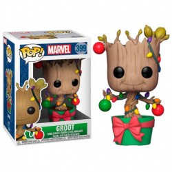 Figura Pop Marvel Groot 399