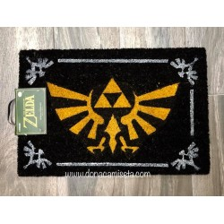 Felpudo The Legend of Zelda Triforce