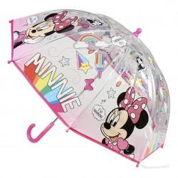 Paraguas burbuja Minnie Mouse burbuja Disney 45cm