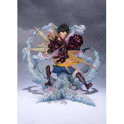Figura One Piece FiguartsZERO Monkey D. Luffy Gear 4 Leo Bazooka 18 cm