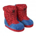Zapatillas de casa Spiderman bota en 3d MARVEL