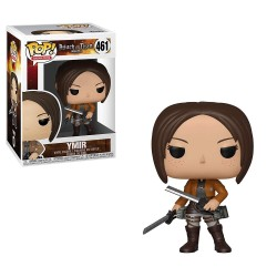 Figura Funko Pop Attack on Titan Ymir 461