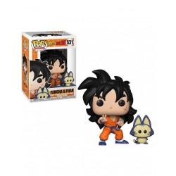 Figura Funko Pop Dragon Ball Yamcha & Puar 531