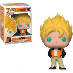 Figura Funko Pop Dragon Ball King Kai & Bubbles 532
