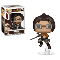 Figura Funko Pop Attack on Titan Hange 464