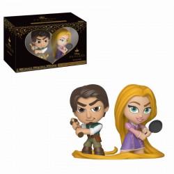 Pack 2 Figuras Funko Flynn y Rapunzel Romance Series