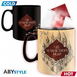 "Taza mágica Harry Potter ""Maraurders Map"""