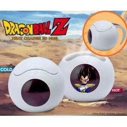 Taza Dragón Ball 3D bola 4 Goku
