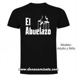 Camiseta El Abuelazo