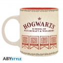 Taza Harry Potter cónica Phoenix & Hogwarts en dorado