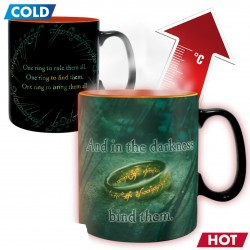 Taza Mágica Lord of the Rings 460 ml