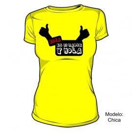 Camiseta MC Mi madre mola