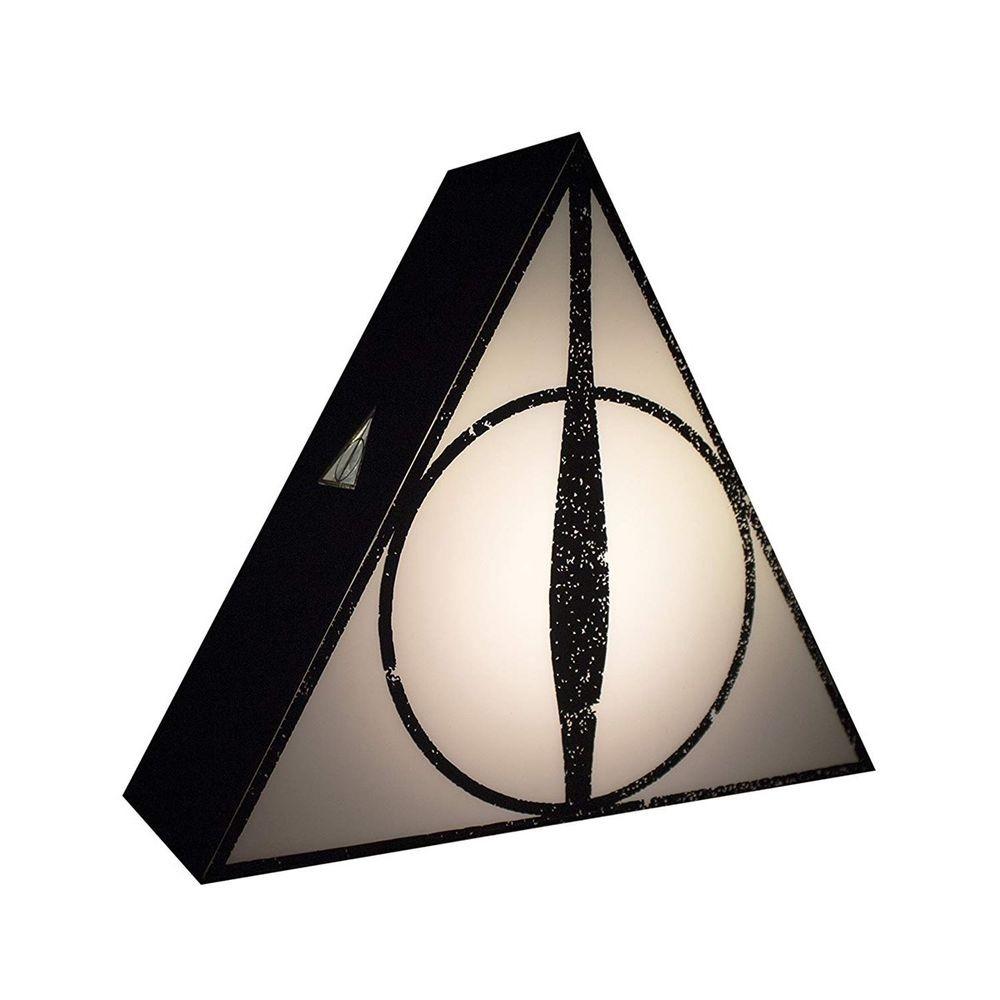 Lámpara Harry Potter  Snitch Dorada