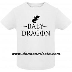 Camiseta Baby Dragon Bebé / Niño