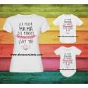 Camiseta La mejor Mamá del mundo