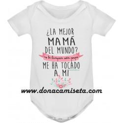 Body Mejor mamá del mundo