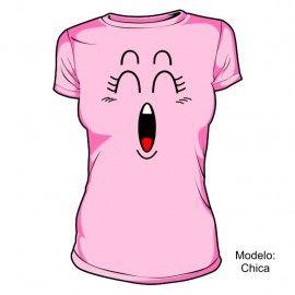 Camiseta MC Arale Cara Caca