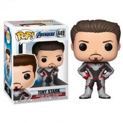 Figura Funko Pop Marvel Avengers Tony Stark Endgame 449