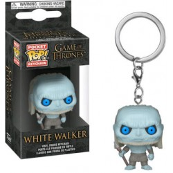 LLavero Funko Pop Game of Thrones White Walker