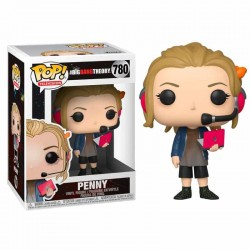 Figura Pop The Big Bang Theory Penny 780