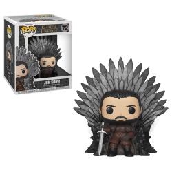 Figura POP Game of Thrones Tyrion Lannister 71 en el trono 15cm