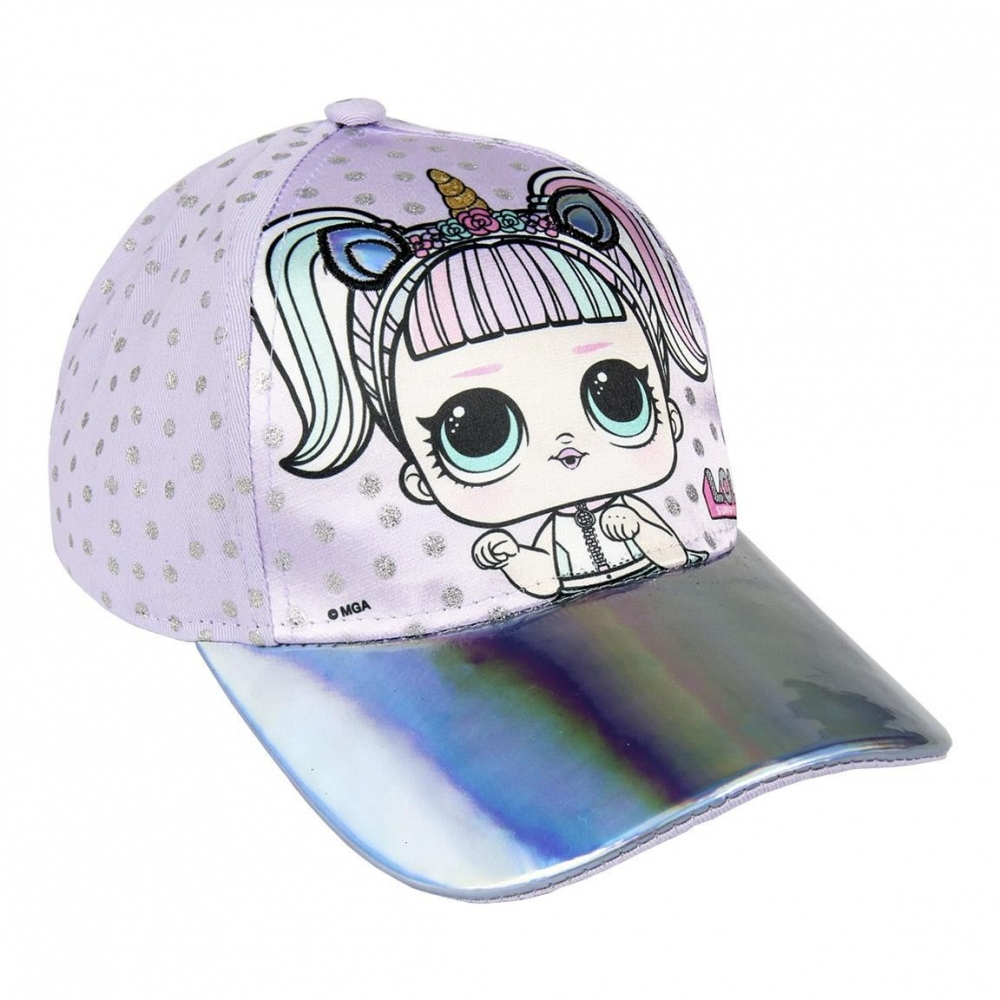 Gorra LOL Surprise Dorada