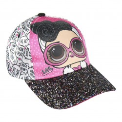 Gorra LOL Surprise Gafas y visor purpurina