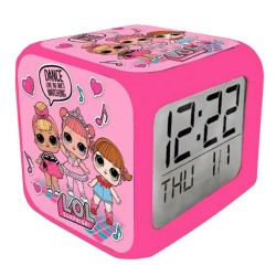 Reloj despertador LOL Surprise